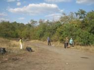 14 сентября  на территории поселения состоялся субботник по сбору мусора.