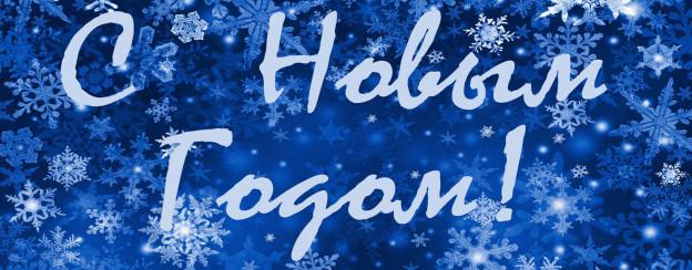 Поздравление жителей с Новым годом и Рождеством !