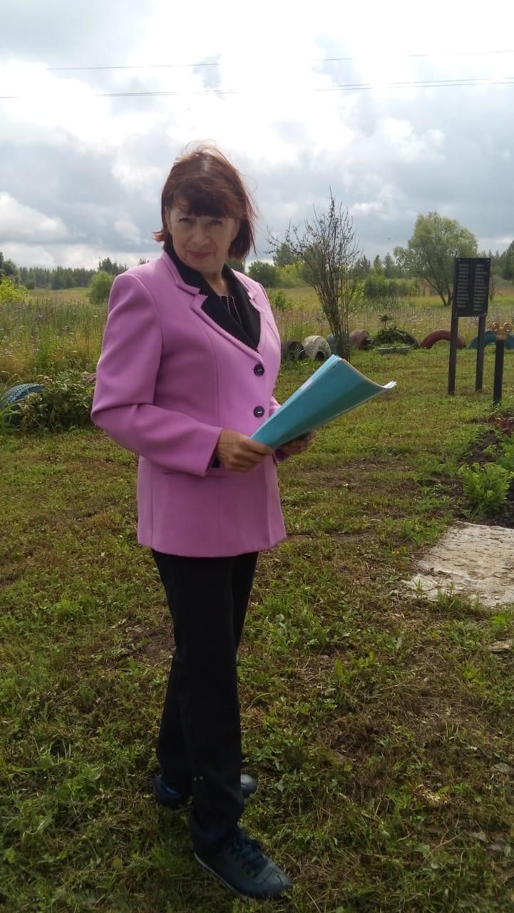 Отчет сельского старосты д. Самочевка перед жителями