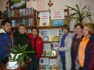 В Мамоновской библиотеке прошла всероссийская акция «Время читать классику».