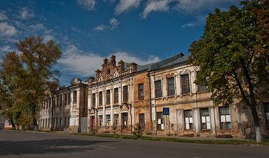 Городское поселение город Бобров Бобровского района Воронежской области