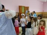 Рождественская Ёлка в Кущевском сельском поселении