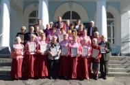 Международный День пожилого человека и 10-ти летие клуба «Ветеран»