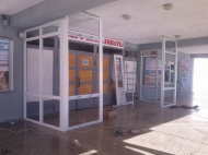 В Доме культы станицы Камышеватской ведутся работы по ремонту главной и запасных входных групп