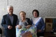 29 марта работники Каширского ЦДК чествовали юбиляров супружескую пару Чевординых Ивана Федоровича и Валентину Алексеевну