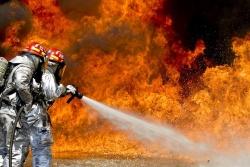Действия в случае возникновения пожара