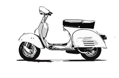 Нужны ли водительские права для управления скутером?