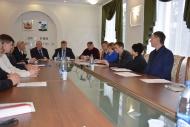 Заместители главы администрации района  выступили с информацией о проделанной работе по курируемым ими сферам на совместном заседании постоянных комиссий Совета народных депутатов Каширского муниципального района