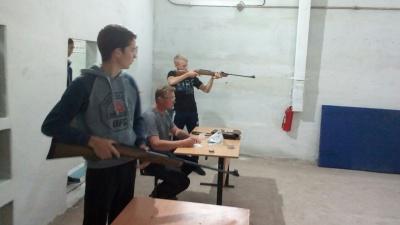 15 мая 2018 года в селе Каширское состоялась районная Спартакиада допризывной молодежи