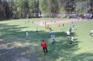 В Мирном прошел турнир по мини-футболу, посвященный Дню Победы