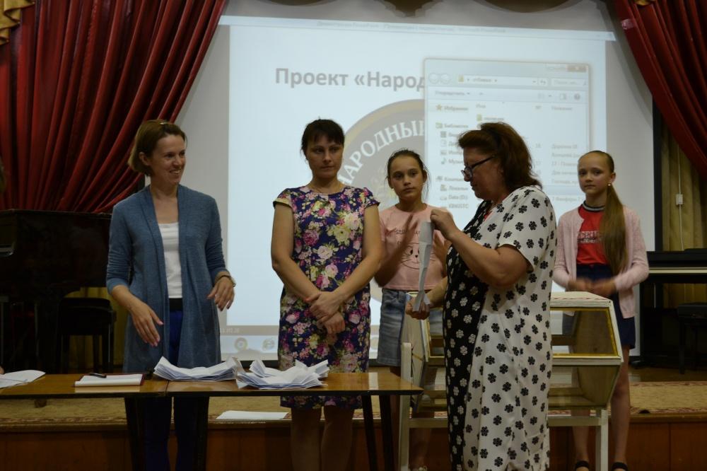 """Работа по проекту """"Народный бюджет"""" началась!"""