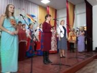 24.02.2019 г. в год театра состоялось  открытие театрального парка, а также  встреча коллектива художественной самодеятельности   из Мамоновского сельского поселения с концертной программой.
