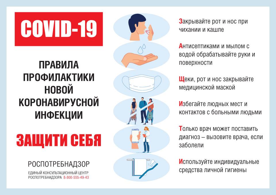 Роспотребнадзор выпустил сообщение для работодателей по коронавирусу