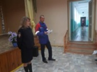 Инспектор по делам несовершеннолетних провела «Урок электробезопасности» с воспитанниками подшефной коррекционной школы