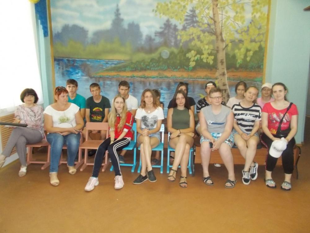 Мероприятие посвященное 85-летию Воронежской области