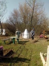 Наведение санитарного порядка на территории Новочигольского сельского поселения