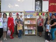 Новониколаевская сельская  библиотека приняла активное участие в праздновании  81 – годовщины со дня образования Краснодарского края