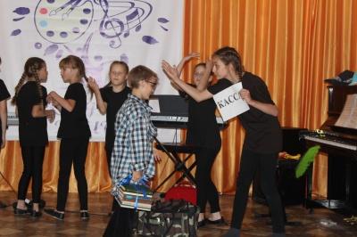 23 мая 2018 года в МКОУДО «Каширская ДШИ» состоялся отчетный концерт
