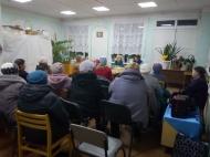 28 февраля в п.Аджером состоялось собрание по выбору проекта для участия в отборе народных проектов