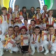 14-15 апреля 2018 года народный театр танца «Золушка» принимал участие в Международном  фестивале-конкурсе  искусств «Наследие»  в г. Курске