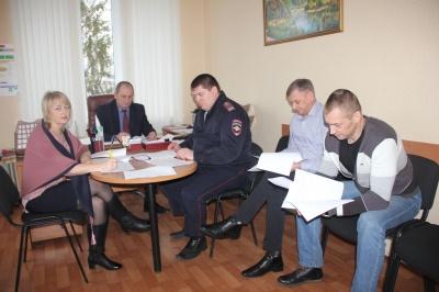 21.12.2017 г.   состоялось очередное заседание антинаркотической комиссии