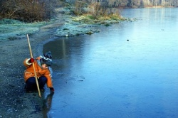 Безопасность на воде осенью