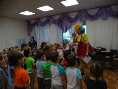В детском саду «Кораблик» прошла игровая программа «Из чего же...?»