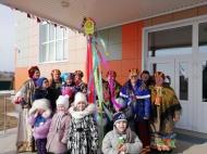 10 марта 2019 года на  площади возле Дома культуры состоялись массовые гулянья, посвященные проводам Русской зимы.