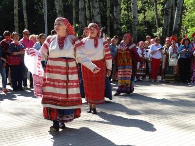 2 июня 2018 года каширцы приняли участие в губернском празднике «Фольклорная весна в Воронеже»