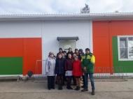Учащиеся  посетили предприятие ООО «Земля Кубани»