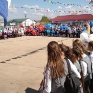 В сельском поселении Алькино 9 мая 2018 года прошло торжественное празднование Дня Победы в Великой Отечественной войне.