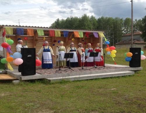 День села Усть - Илыч