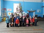 5 января 2019 г.в Гороховском центре культуре прошёл детский новогодний утренник «Зима-Волшебница».