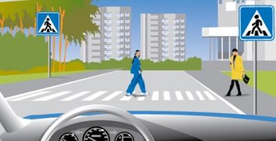 Что делать и что не делать передвигаясь по улице в качестве пешехода