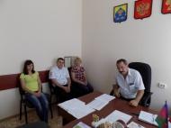 Проведено заседание территориальной комиссии по профилактике правонарушений администрации Новониколаевского сельского поселения