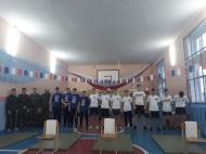 Военно-спортивный конкурс «Жить, Родине служить»
