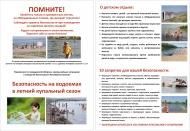 Безопасность на водоемах