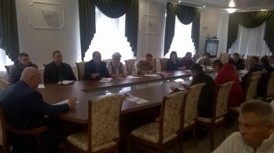 Состоялось очередное заседание районной комиссии по вопросам  обеспечения безопасности дорожного движения на территории  Каширского муниципального района