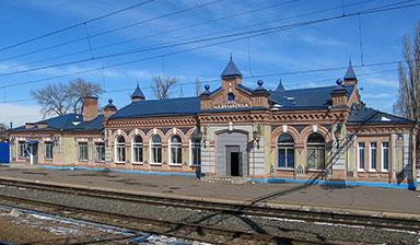 Давыдовское городское поселение Лискинского муниципального района Воронежской области
