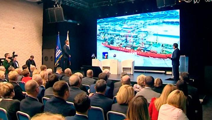 Турчак: На Съезде будет представлена модельная приемная «Единой России»