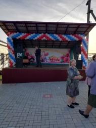 14 октября  Дом культуры участвовал  в праздновании 250 – летия с. Ермоловка
