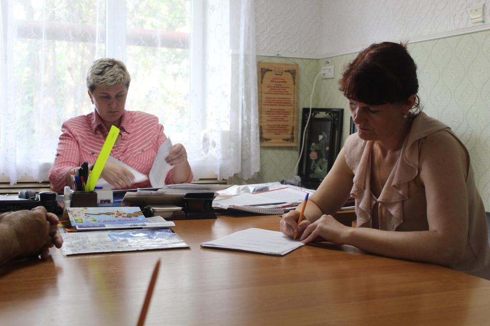 24.05.19г. в Кухаривском сельском поселении состоялось заседание административной комиссии.
