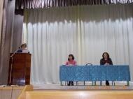 Расширенная сессия Совета народных депутатов Степнянского сельского поселения