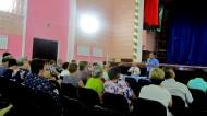 Глава Воробьевского сельского поселения отчитался перед населением о работе
