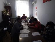 21 февраля 2019 года проведено заседание территориальной комиссии по профилактике правонарушений