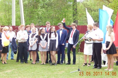 25 мая 2017 года в товарковских школах №1 и №2 прошёл праздник последнего звонка.