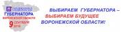 9 сентября 2018 года - выборы губернатора Воронежской области