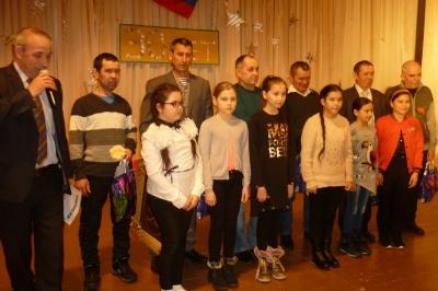 15 февраля в ЦСДК Алькино состоялся концерт, посвященный 30-летию вывода Советских войск из Афганистана «Живая память».