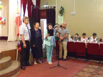 5 июня 2018 года в зале отдела культуры прошел праздник, посвященный Международному Дню защиты детей с ограниченными возможностями