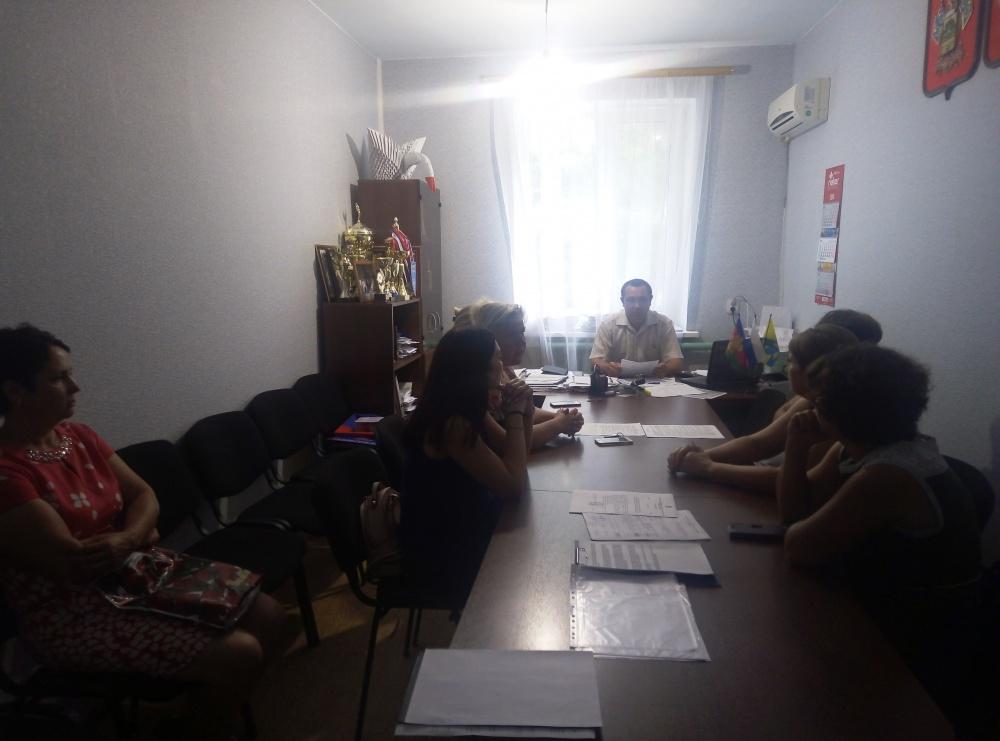 Проведено заседание территориальной комиссии по профилактике правонарушений в Куйбышевском сельском поселении